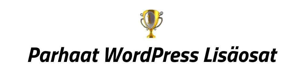 parhaat wordpress lisäosat